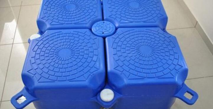 Pontoon Cubes